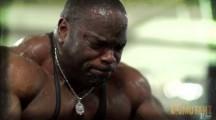 Musculation dorsaux et trapèzes avec Johnnie Jackson (Mutant Tv)