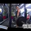 Entraînement musculation Catcheur avec John Cena