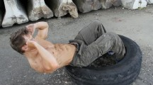 Entrainement street Workout avec Rob Riches