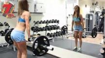 Séance d'entraînement Full body pour femmes