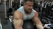 Musculation Biceps avec Jay Cutler