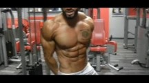 Entraînement biceps triceps avec Lazar Angelov