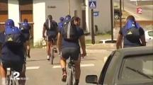 Musculation au rugby: entraînement équipe de France