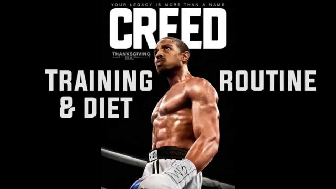 Creed: Entraînement de Michael B Jordan | VIDEO MUSCULATION