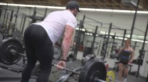 Bradley Martyn: Son entraînement des jambes