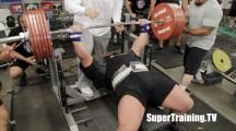 Tous les records de powerlifting / Force athlétique