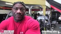 Dexter Jackson : Son entraînement et ses conseils