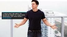 Mark Wahlberg entraînement salle de sport