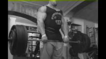 Dorian Yates entraînement du dos intense!