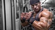 Flex Lewis: Entraînement des triceps